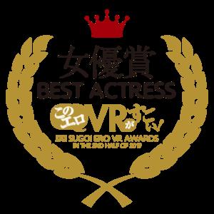 AV女優賞 このエロVRがすごい!2019年下半期