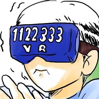 1122333(ひふみ)さんが選んだ「すごいエロVR」 2020年上半期